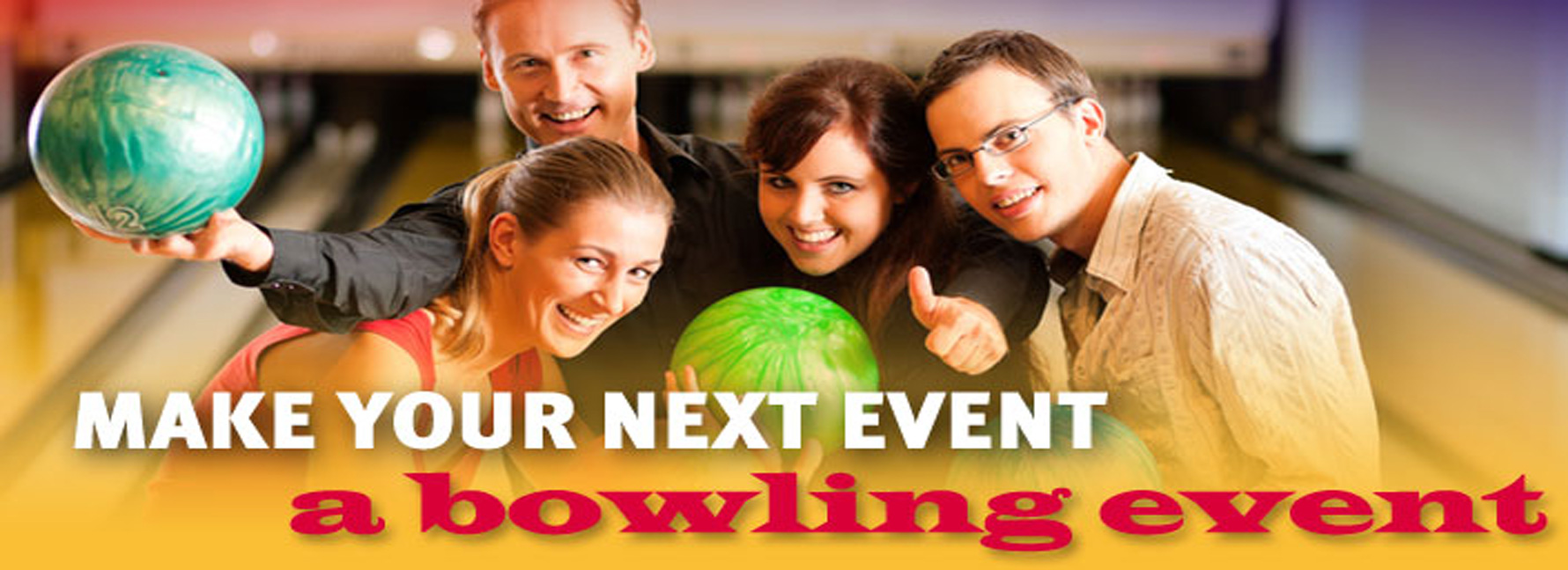 Bowling Party Event