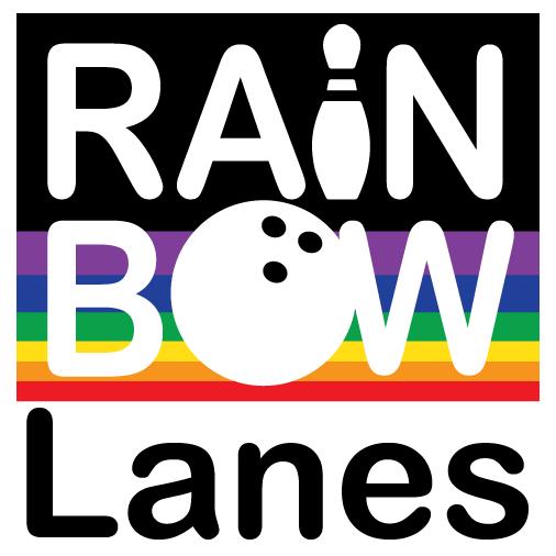 Rainbow Lanes Logo